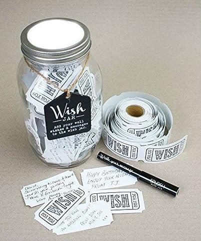 Splosh 60Th Birthday Wish Jar Ukwj016