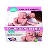 50 Ovulation Test Strips & 20 Pregnancy Test Strips - Made In USA...