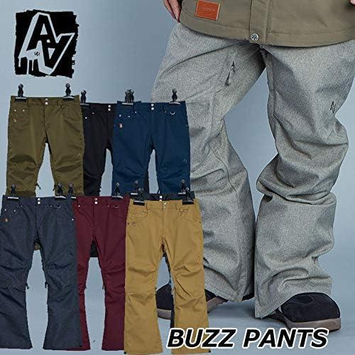 ダブルエー 19-20 メンズ ウェアー (BUZZ PANTS)バズパンツ スノーボード SNOW WEAR (INDIGO) (L)