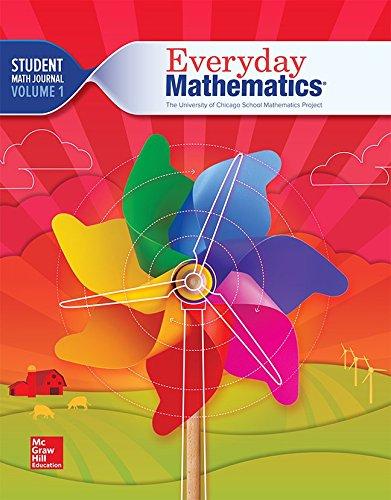 Everyday Mathematics 4, Grade 1, Student Math Journal 1