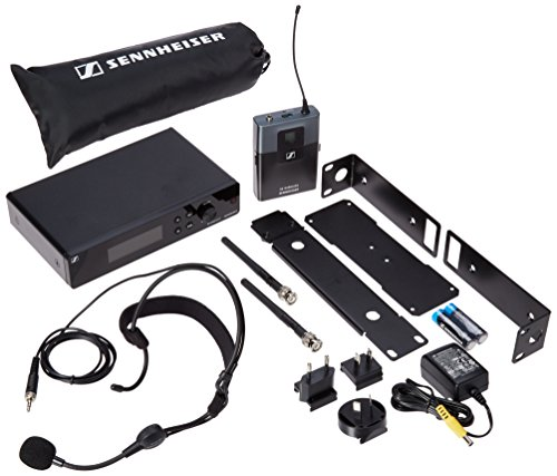 Sennheiser XSW 2-ME3-A Wireless Headset Microphone by Sennheiser