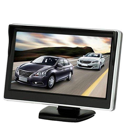 BW 3.5/4.3/5 inch auto monitor BW Corp BW5INCHYinBianGuDing