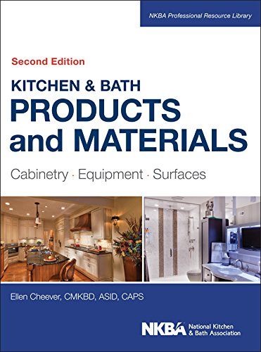 Kitchen amp Bath Products and Materials: Cabinetry Equipment Surfaces NKBA Professional Resource Library