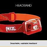 PETZL, TIKKINA Outdoor Headlamp with 250 Lumens for