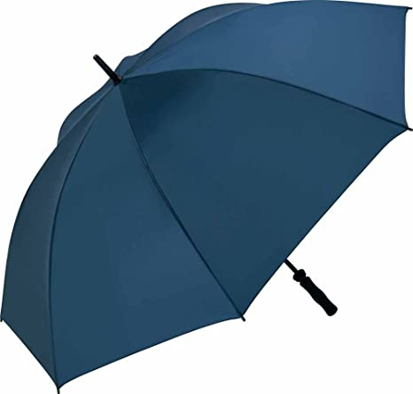 Fare – Paraguas Golf 130 cm – Fibra de Vidrio – 2235 Windproof Grande (Azul