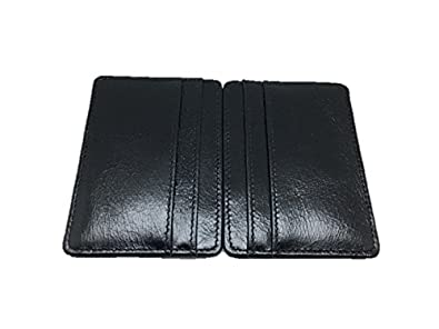 Men's Luxury Quality Top Leather money Wallet Credit Card Holder Brown UK