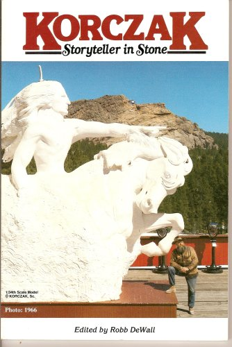 1908 Horse (Korczak, storyteller in stone: Boston to Crazy Horse, September 6, 1908--October 20, 1982)