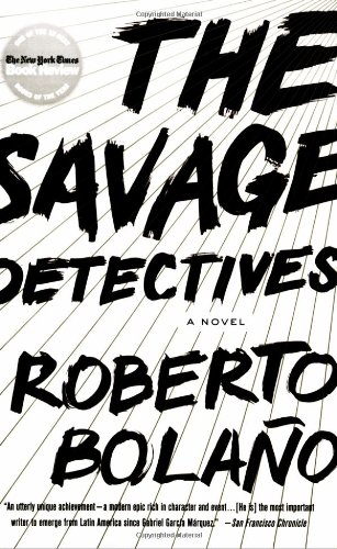 Image result for The Savage Detectives