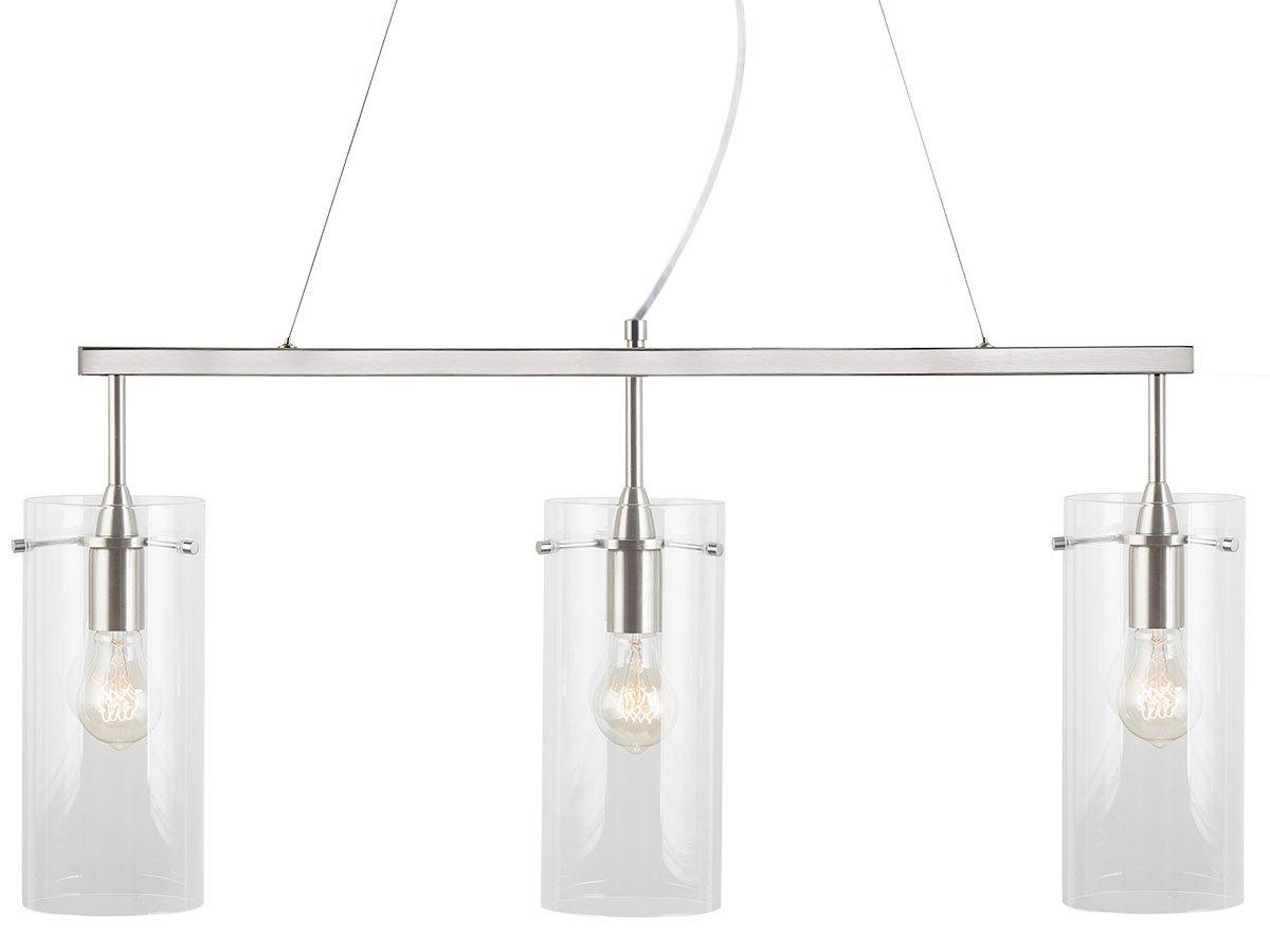 Linea de Liara Effimero three-light hanging island pendant