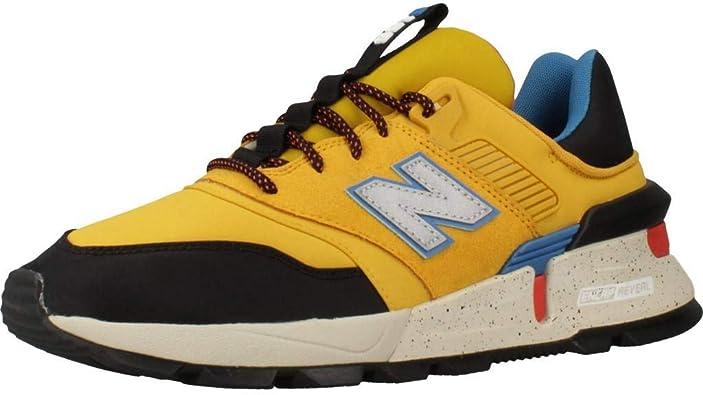 New Balance MS997SKB, Trail Running Shoe Mens, Amarillo: Amazon.es ...