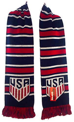 Official US Soccer Scarf - Multi-Bar