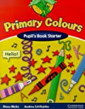 Primary Colours, Andrew Littlejohn and Diana Hicks, 0521667356