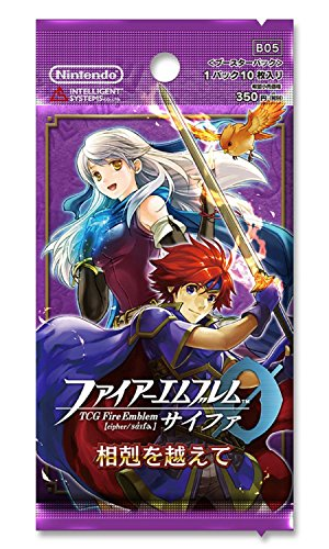 TCG Fire Emblem 0 (Cipher) Beyond Strife Booster Pack BOX (1 BOX 16 Pack) by Nintendo