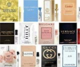 Designer Fragrance Samples Pour Femme - Sampler Lot x 12 Perfume Vials For Her