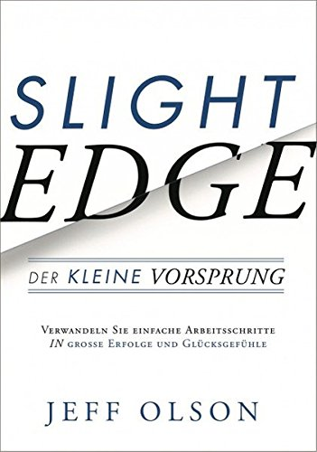 The Slight Edge Jeff Olson Pdf