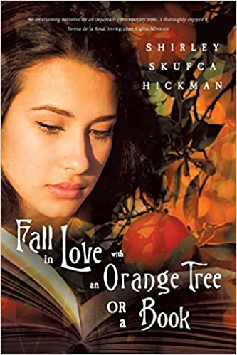 Fall in Love with an Orange Tree or a Book