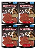 Cheap DreamBone Beef Flavored Dog Chew Rawhide-Free Bones (Mini, 24 Pieces/Pack (4 Pack)