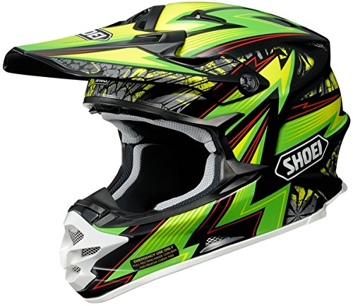 SHOEI VFX-EVO MX & Off-Road Helmet : Review & Best Prices