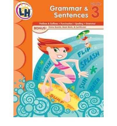 Grammar & Sentences, Grade 3 (Mixed media product) - Common pdf