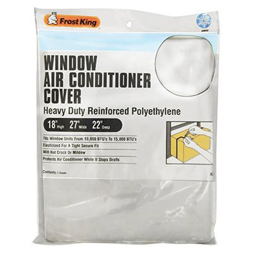 Frost King Ac3h Outside Window Air Conditioner Cover 18 X 27 X 22 Inch Home Garden Household
