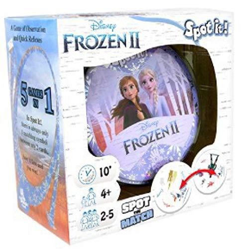 Spot It! Disney: Frozen II