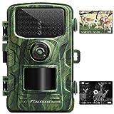 Trail Camera - usogood Trail Camera 14MP 1080P No Glow Game Hunting Camera with Night Vision Motion Activated IP66 Waterproof 2.4