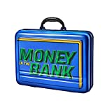 WWE Money in the Bank Blue Commemorative Briefcase blue