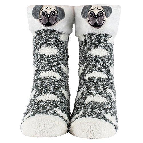 Cozy Critter Socks (Dog) - Dog Themed Clothing
