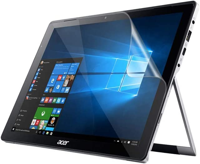 Celicious Matte Anti-Glare Screen Protector Film Compatible with Acer Switch 12 Alpha SA5-271P [Pack of 2]
