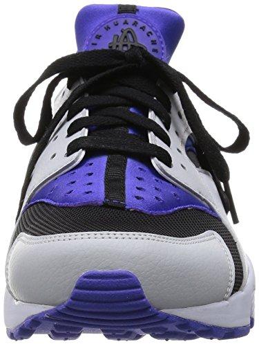 Nike Air Huarache Perisan Violet Pure Platinum Black (10.5)