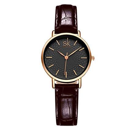 Amazon.com: Honestyivan - Reloj de pulsera para mujer con ...