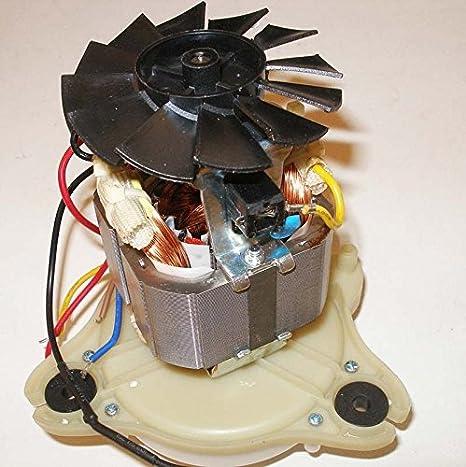 Ariete Motor + ventilador 220 V 240 V 800 W robot de cocina 1779 Robomix Metal: Amazon.es: Hogar