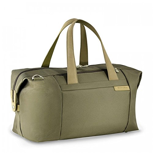 Briggs & Riley - Travel, Borsa shopper da unisex adulto, verde(olive), L Verde(olive)