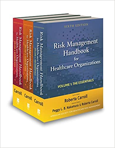 Risk management handbook for health care organizations 3 volume set risk management handbook for health care organizations 3 volume set 6th edition kindle edition fandeluxe Image collections