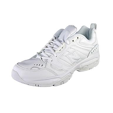 grand choix de c5e4b 2718c New Balance 621 Womens White Wide Leather Sneakers Shoes ...