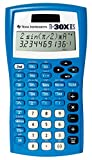 TI-30X IIS Fundamental 2-line Scientific Calculator Blue - Fraction features, conversions, edit, cut and paste, solar and battery powered. Approved SAT, ACT, AP, PARCC Test