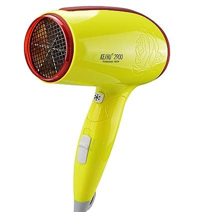 WCS Hogar Conveniente secador de Pelo Plegable Viaje secador de Pelo 1600W Estilo de Pelo Doble
