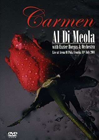 Al Di Meola - Carmen  DVD   2010   Amazon.co.uk  Georges Bizet 7cded4c75f