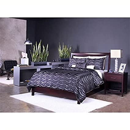 Amazon Com Bowery Hill Twin Low Profile Storage Bed In