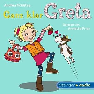 Ganz klar Greta Hörbuch