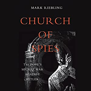Church of Spies Audiobook