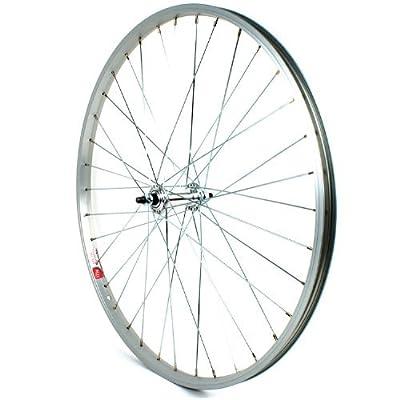 Sta-Tru Silver ST1 36H Rim Rear Wheel (26X1.5-Inch) by Sta-Tru