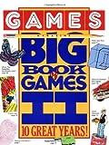 Games Magazine Big Book of Games II, Games Magazine Editors and Ronnie Shushan, 0894806327