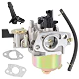 uxcell New Carburetor Carb for Honda Gx120 Gx160 Gx200 5.5hp 6.5hp Generator Engine Replaces 16100-ZH8-W61