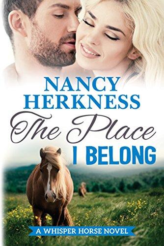 (The Place I Belong (A Whisper Horse Novel Book)