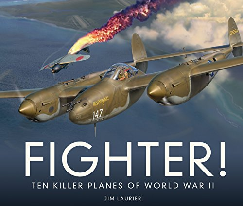 Fighter!: Ten Killer Planes of World War II (Best World War 2 Fighter Plane)