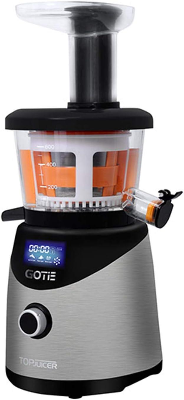 Gotie GSJ-840M Licuadora de Extracción Lenta, 400 W, 2 litros, 20 ...