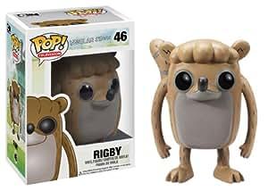 Figura POP Regular Show: Rigby