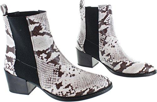 Vero Moda Vmnaya, Damen Stiefel & Stiefeletten  grau grau, grau - grau - Größe: 37.5
