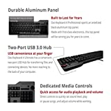 Das Keyboard 4 Ultimate Mechanical Keyboard with
